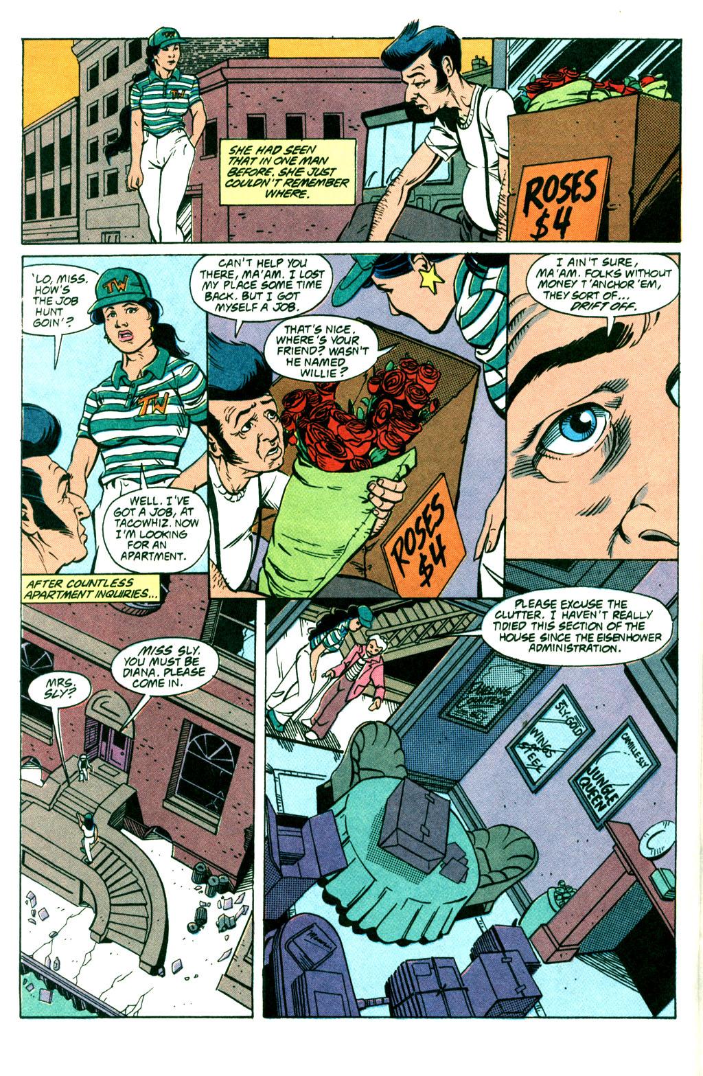 Read online Wonder Woman (1987) comic -  Issue #73 - 16