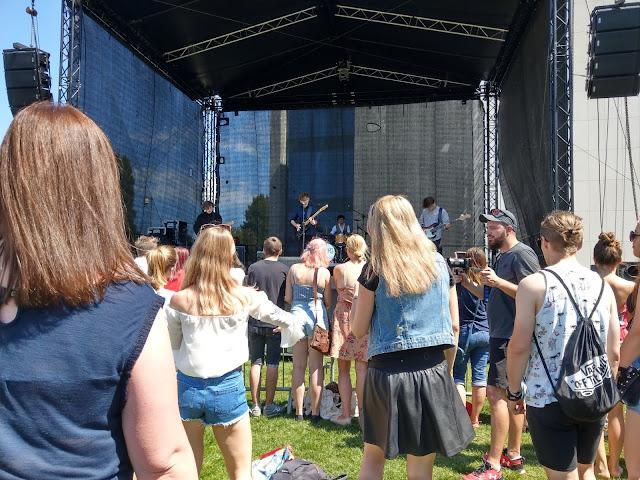 Sonbird, Open'er Festival 2018
