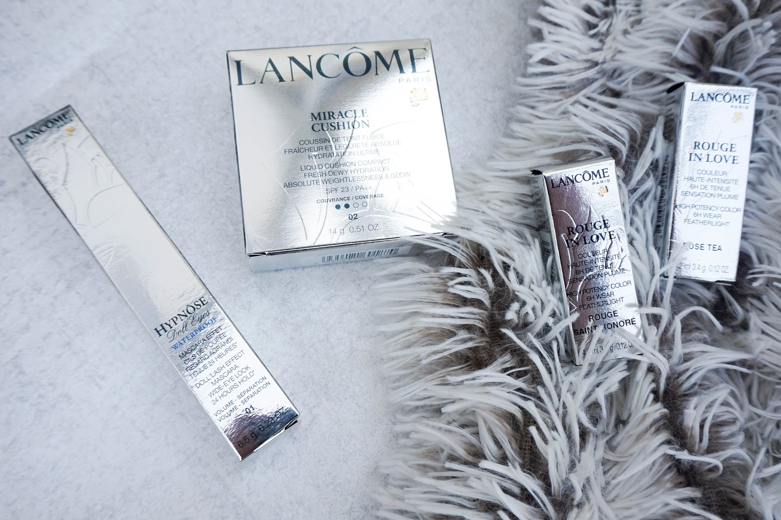 A Touch of Luxury with Lancome