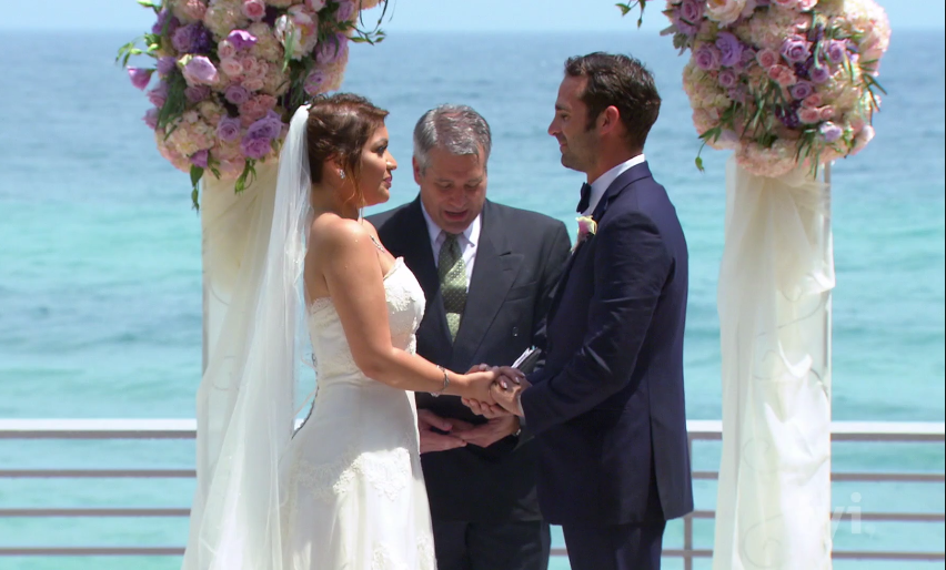 Realitvwithbee Married Sight 4 2 Weddings Photo Credit Fyi