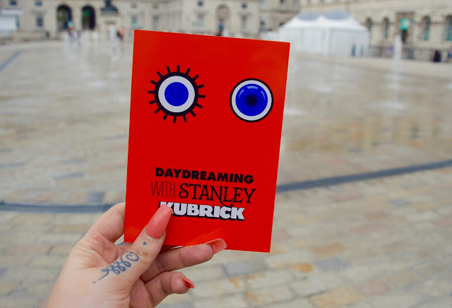 Daydreaming with Stanley Kubrick at Somerset House