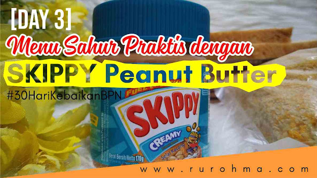 SKIPPY Peanut Butter