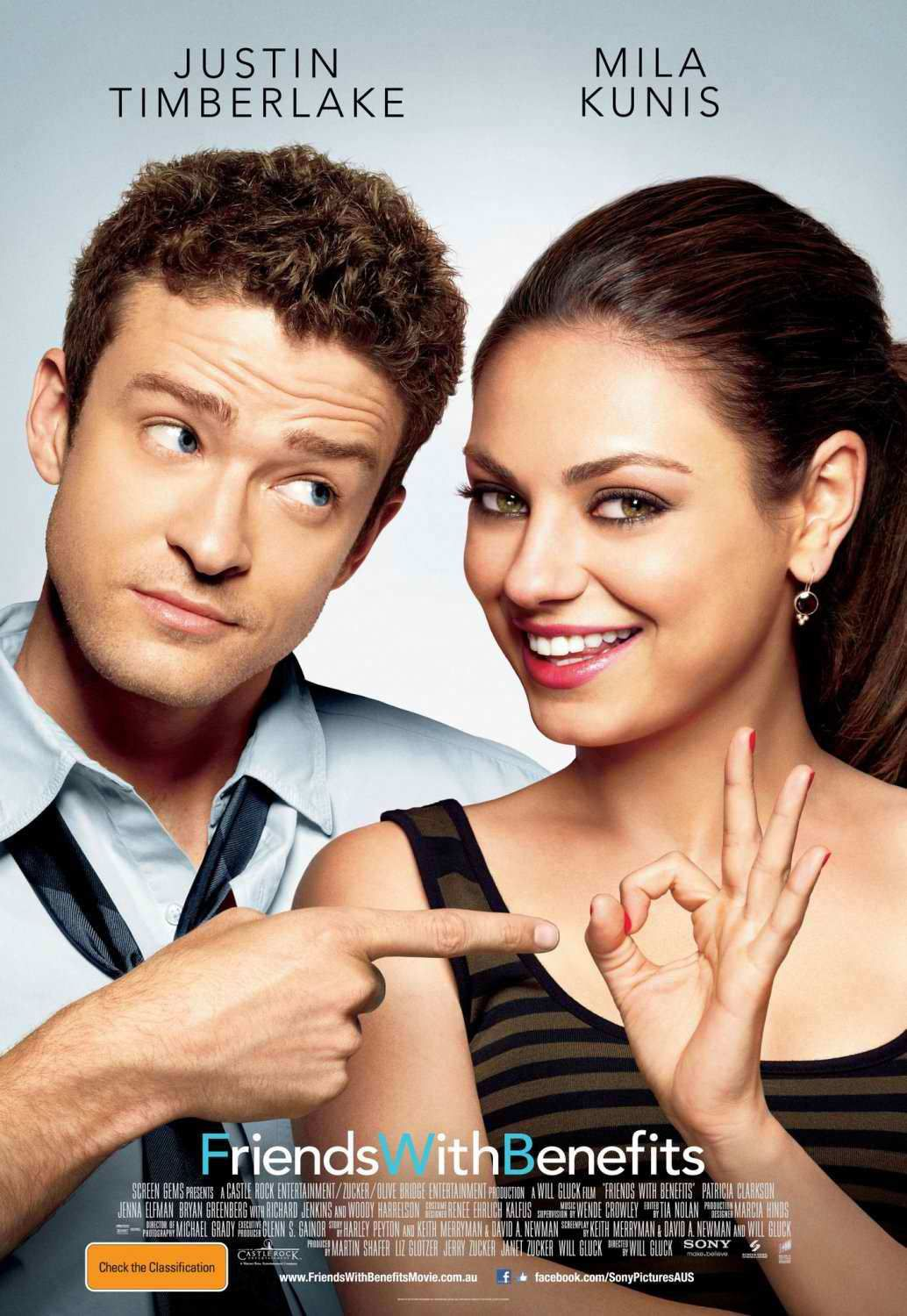 Friends with Benefits 2011 Movie Free Download 720p BluRay