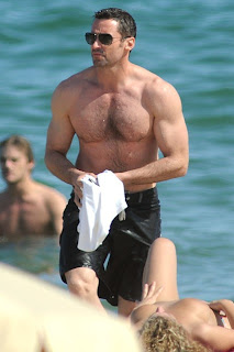 Muso da semana: Hugh Jackman, o eterno Wolverine