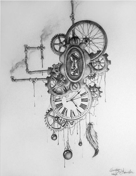 Best Steampunk Tattoo Designs