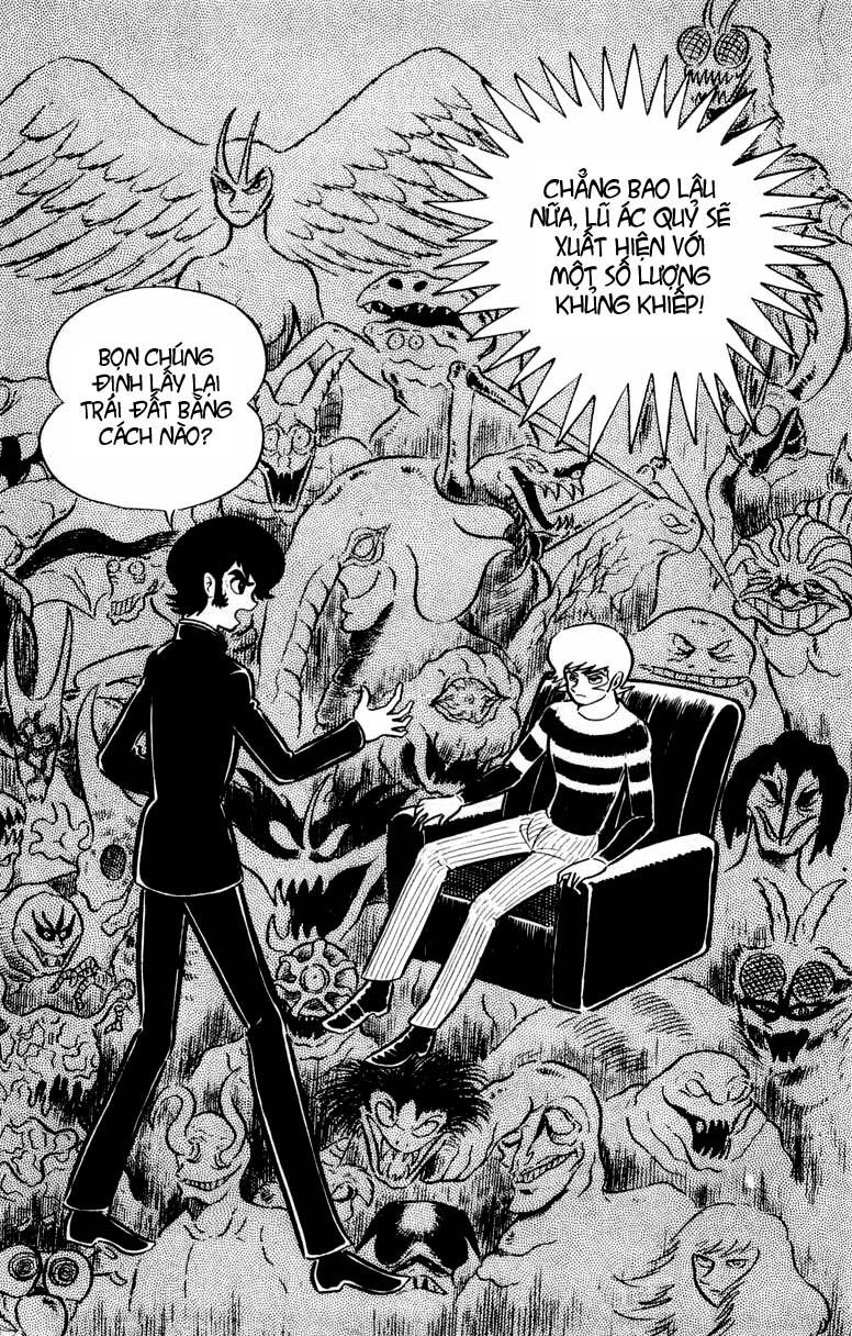 DevilMan chapter 2.2 trang 14