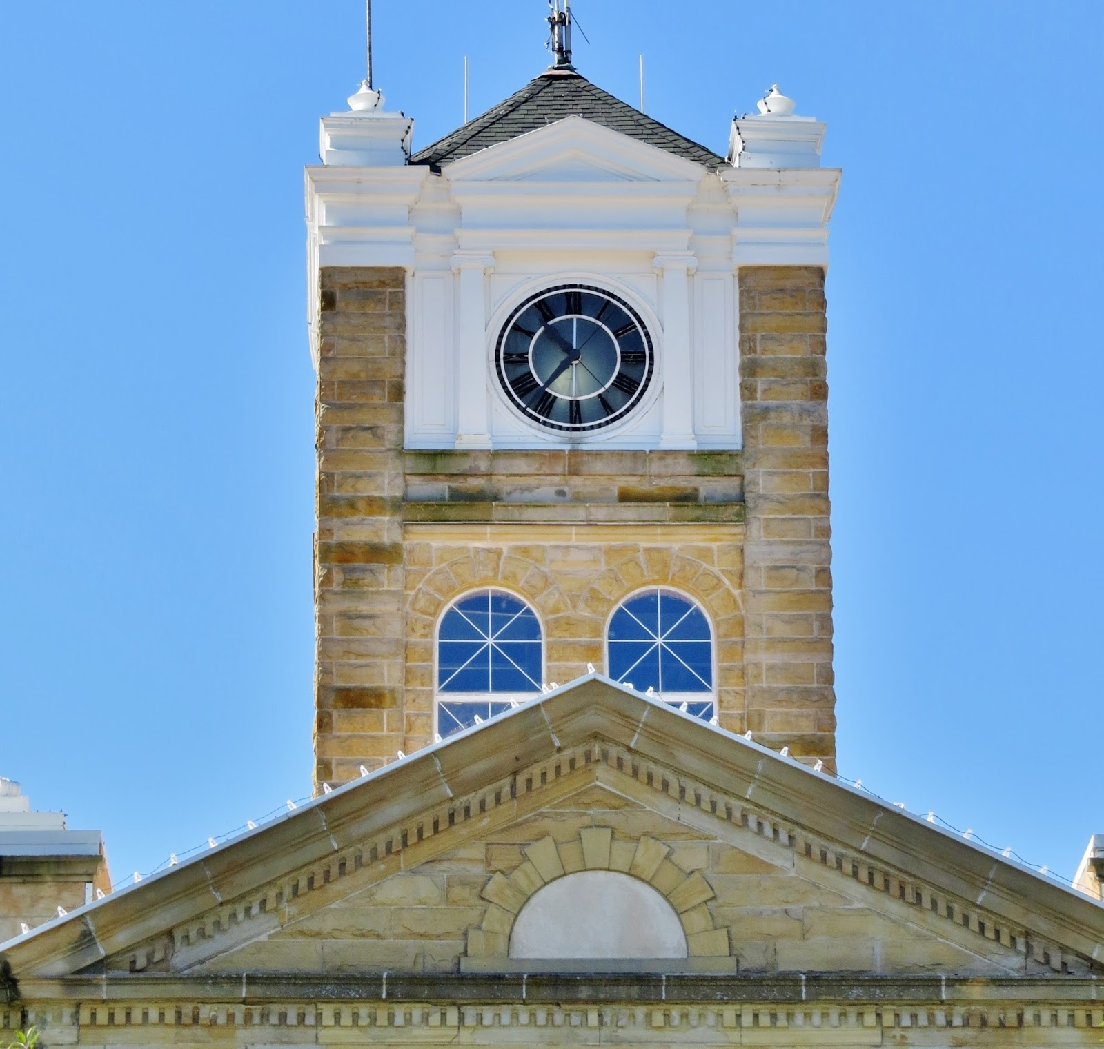Liberty or Death: Monroe County Courthouse