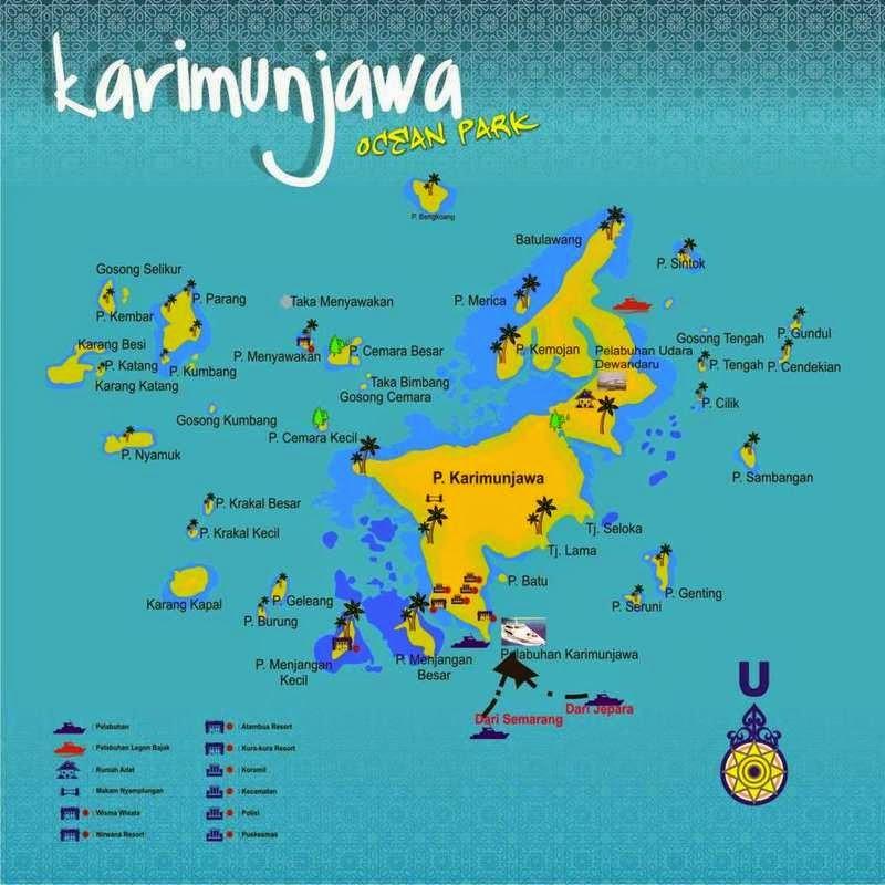 Paket Istimewa Wisata Yogyakarta Kepulauan Karimun Jawa
