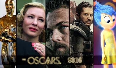 Pemenang Oscar 2016