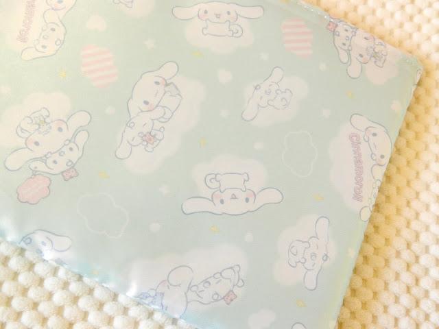 Sanrio Cinnamoroll Kuji 2018