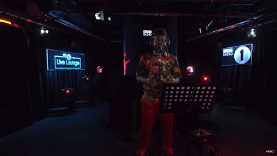 Khalid - Fast Car (Tracy Chapman #cover) in the Live Lounge BBCR1
