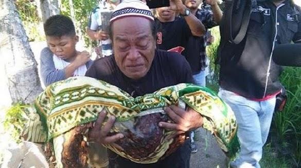 Keganasan Politik di Indonesia, 7 Makam Dibongkar Jenazah Dipindahkan!