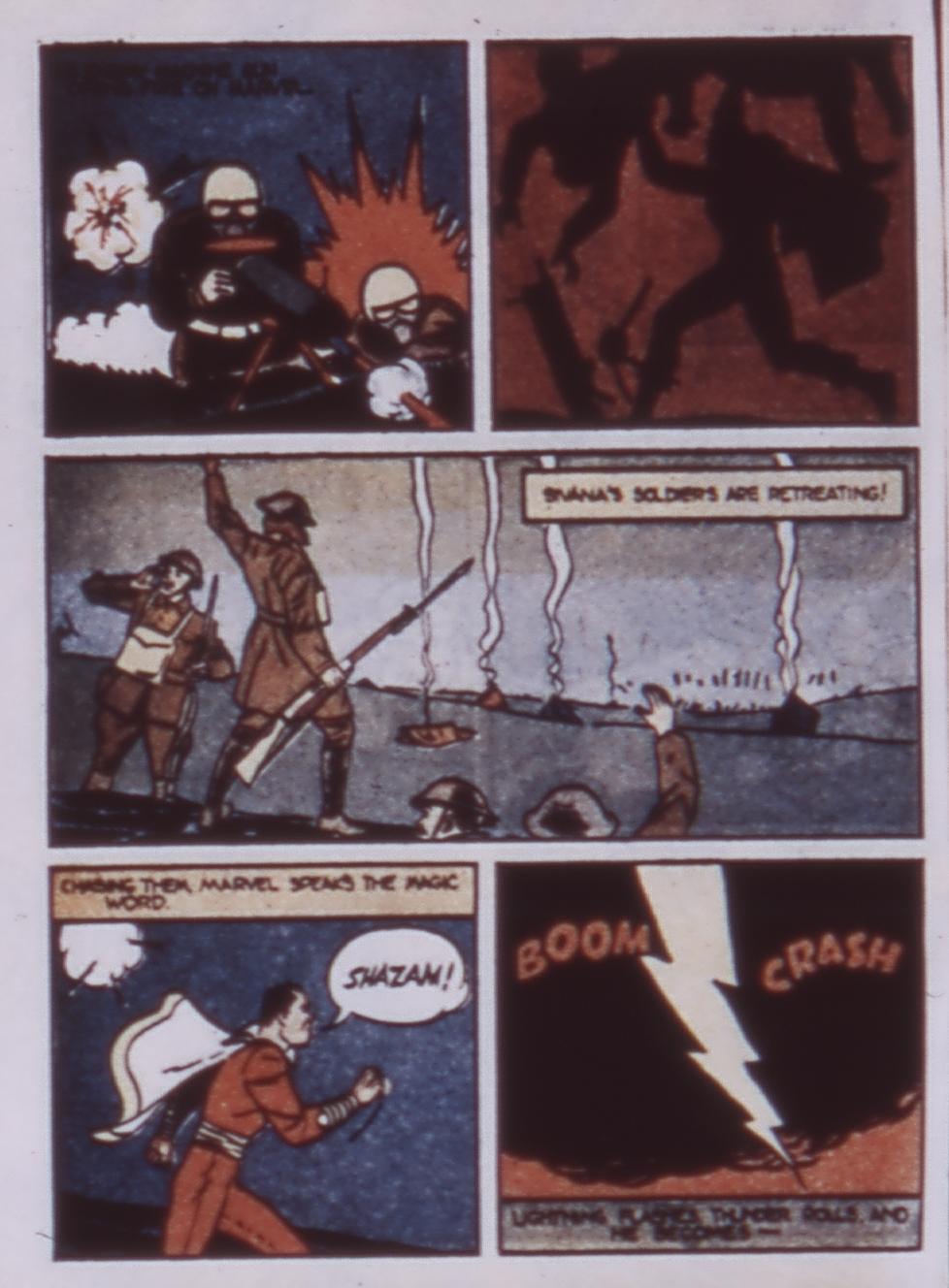 Read online WHIZ Comics comic -  Issue #3 - 8