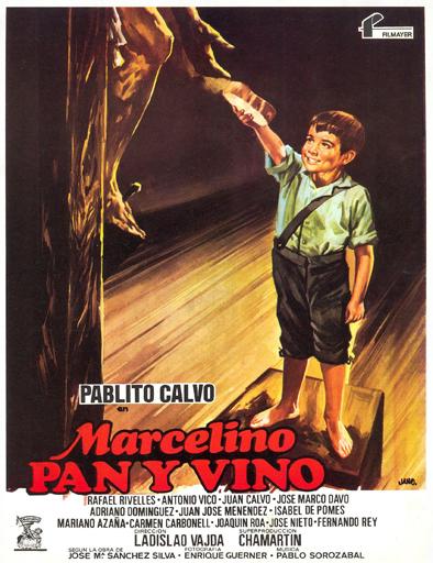 Ver Marcelino, pan y vino (1955) Online