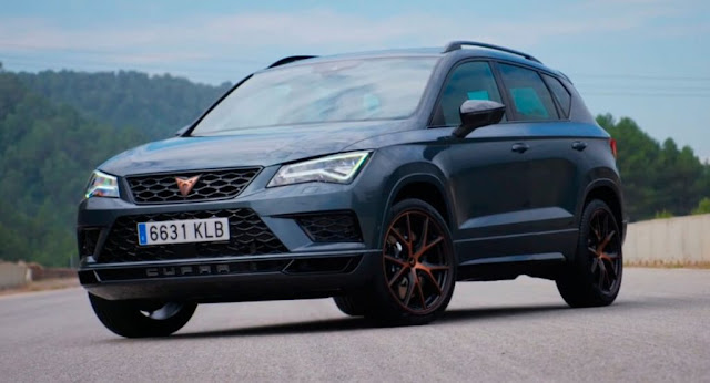 Cupra, Reviews, SEAT, Seat Ateca, Seat Videos, Video