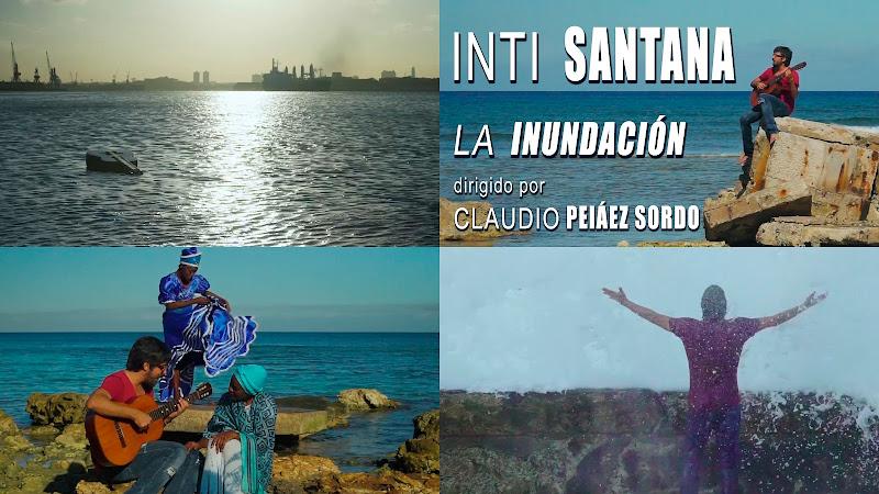 Inti Santana - ¨La inundación¨- Videoclip - Dirección: Claudio Peláez Sordo. Portal del Vídeo Clip Cubano