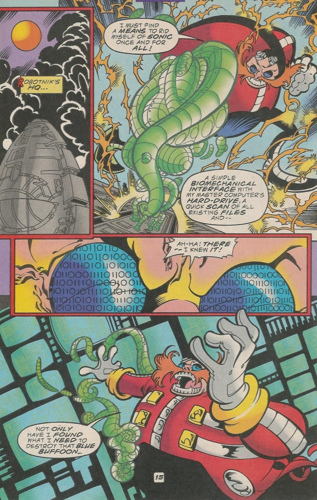 Read online Sonic The Hedgehog comic -  Issue #78 - 20