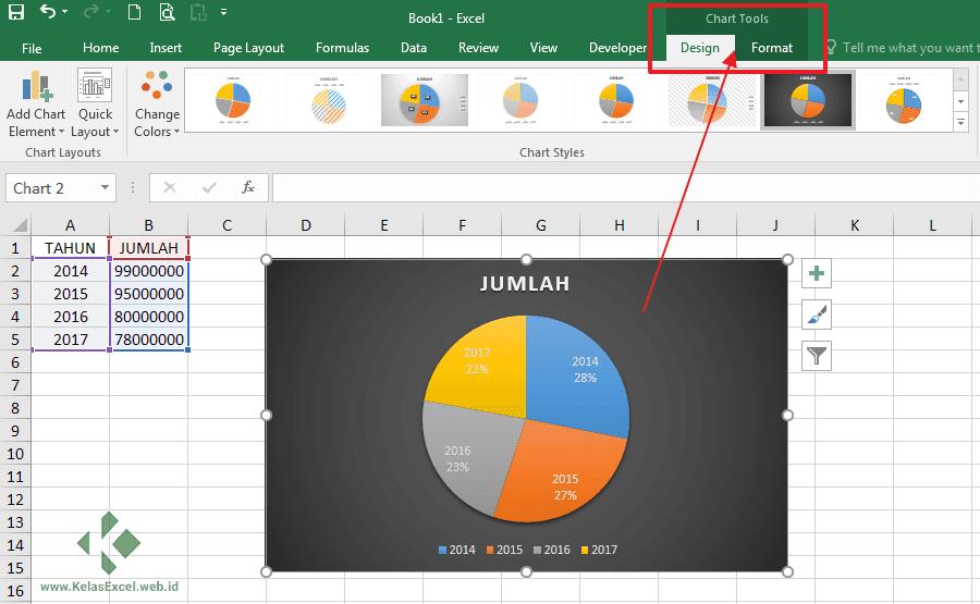 Contextual Tabs Excel