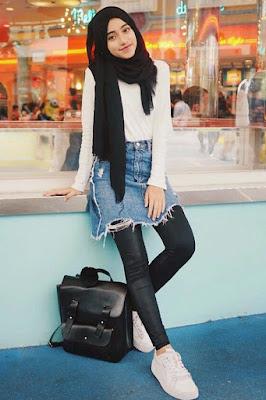 legging untuk hijab