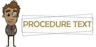 Contoh Procedure Text Beserta Contohnya