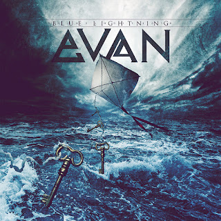 Evan K. (feat. Fabio Lione) - Edge Of The Sky