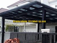 Tips Membangun Canopy Kaca Pada Carport