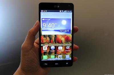 Thay màn hình LG Optimus G giá bao nhiêu