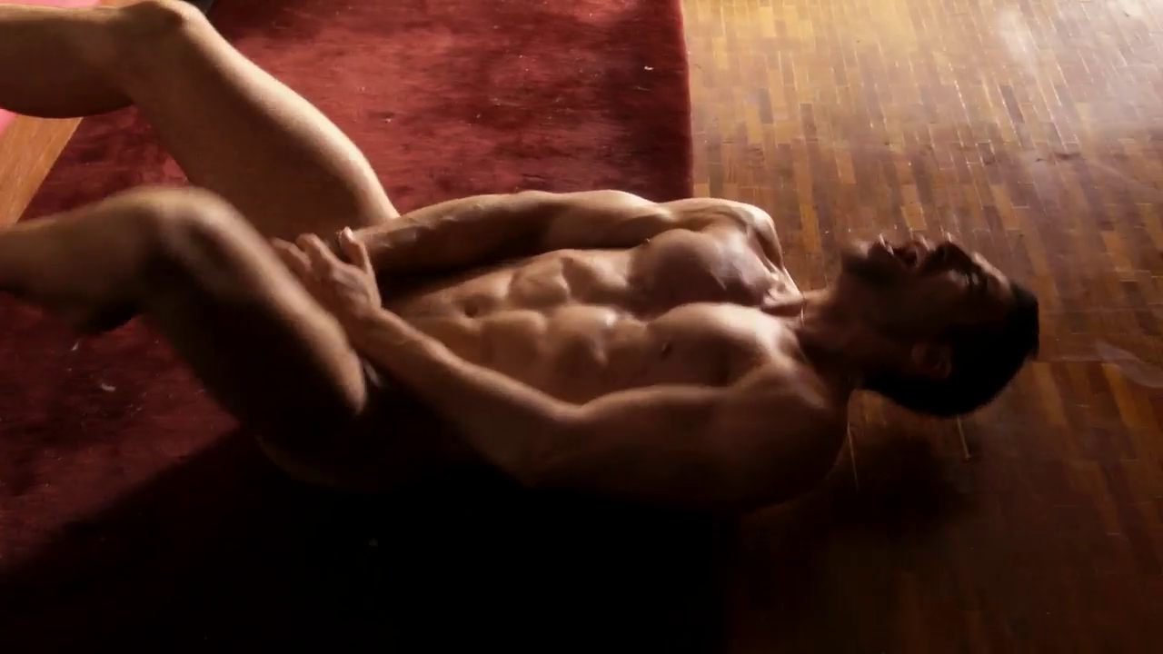 Miguel Angel Silvestre Gay Scene Sense8