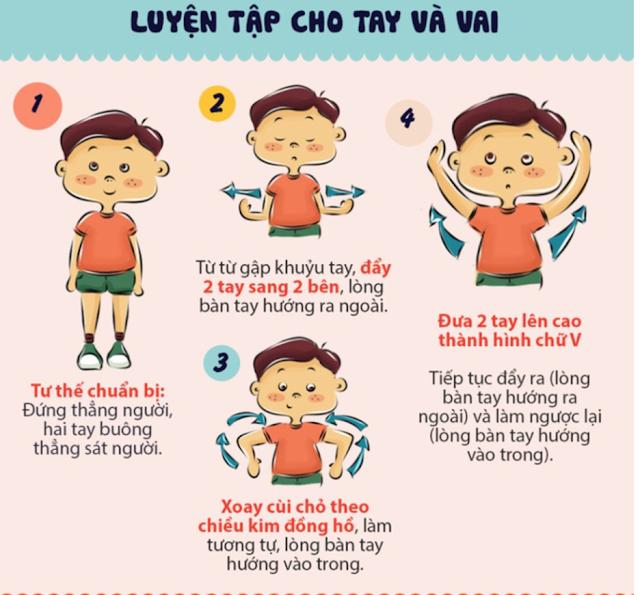 Các bài tập cực đơn giản làm tăng độ chắc khỏe, dẻo dai cho cơ thể