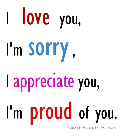 Im Sorry Quotes I Love You Eyes 3 Quote