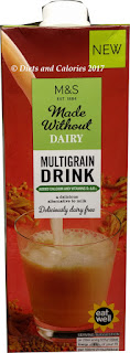 Multigrain Drink Marks and Spencer dairy free gluten free