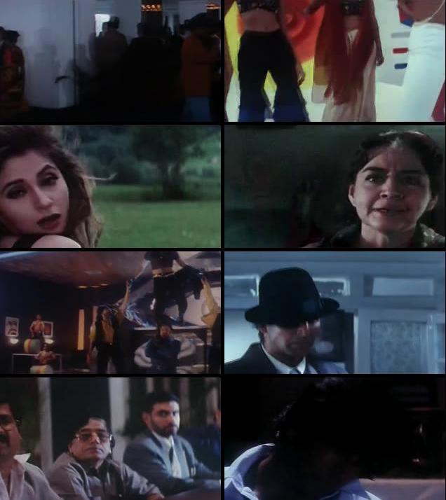 Aflatoon 1997 Hindi 480p DVDRip