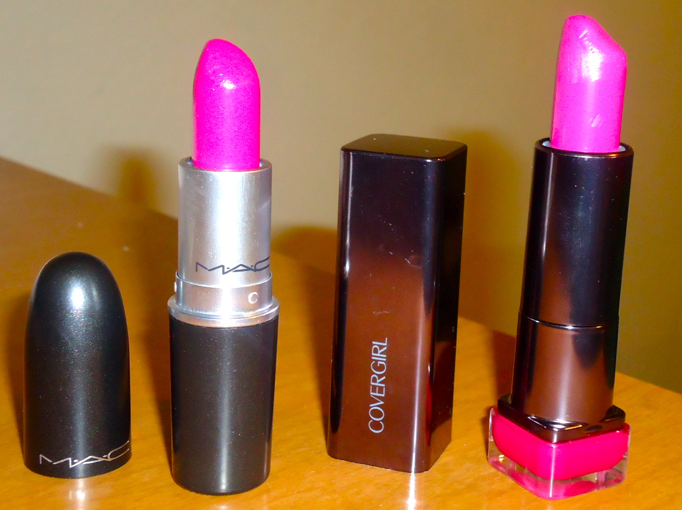 Make-Up Dupes + Alternatives: Part II   Mac girl about ...   Mac Girl About Town Dupe