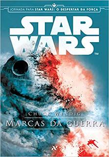 Star Wars Marcas de Guerra