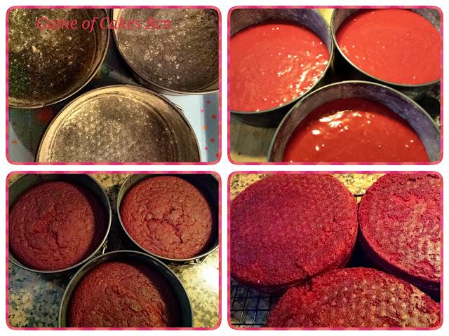 Bizcochos Red Velvet