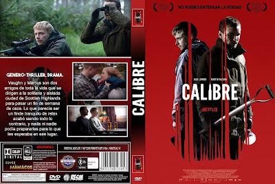 CARATULA -CALIBRE - 2018