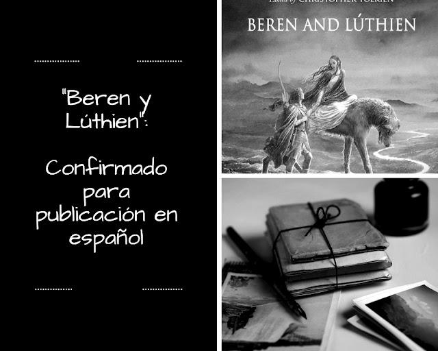 """""""Beren y Lúthien"""": Confirmado para publicación en español"""