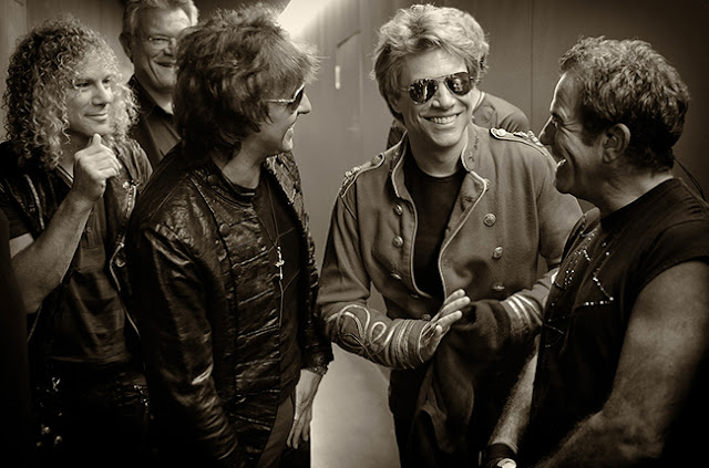 Lirik Lagu Wild In The Streets ~ Bon Jovi
