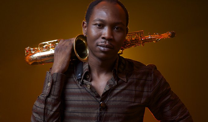 Seun Kuti dares police to arrest Cossy Orjiakor for naming cats Buhari, Goodluck