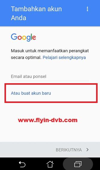 Cara Membuat Akun Gmail Tanpa No HP Langkah 3