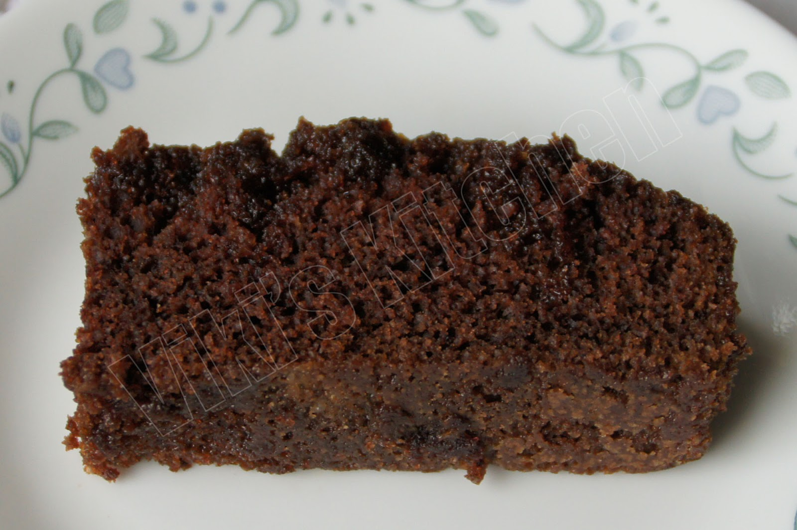 Homemade Cocoa Powder Cake