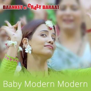 Baby Modern Modern Lyrics - Sonu Nigam