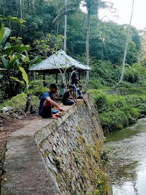 Spot Mancing di Tukad Ubon Desa Beng, Gianyar