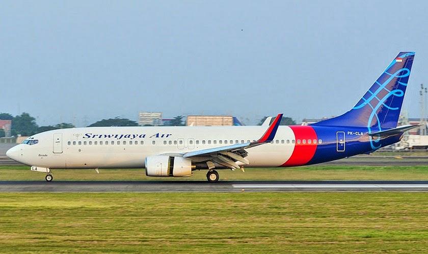 Efektif 2 Desember 2014 Sriwijaya Air Tidak Mengenakan Biaya SURCHARGE
