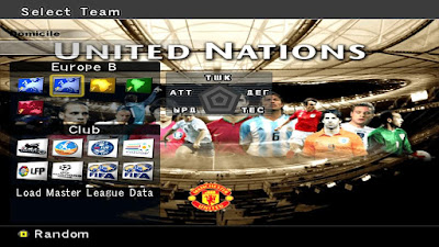 PES 6 Ultimate 2007 Season 2006/2007
