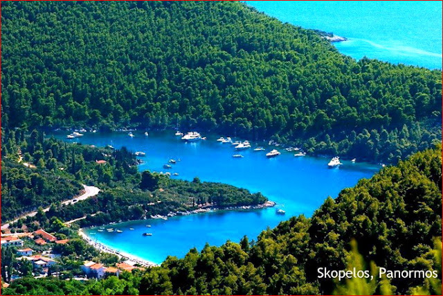Panormos-Skopelos