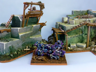 Some painted miniatures picture 1