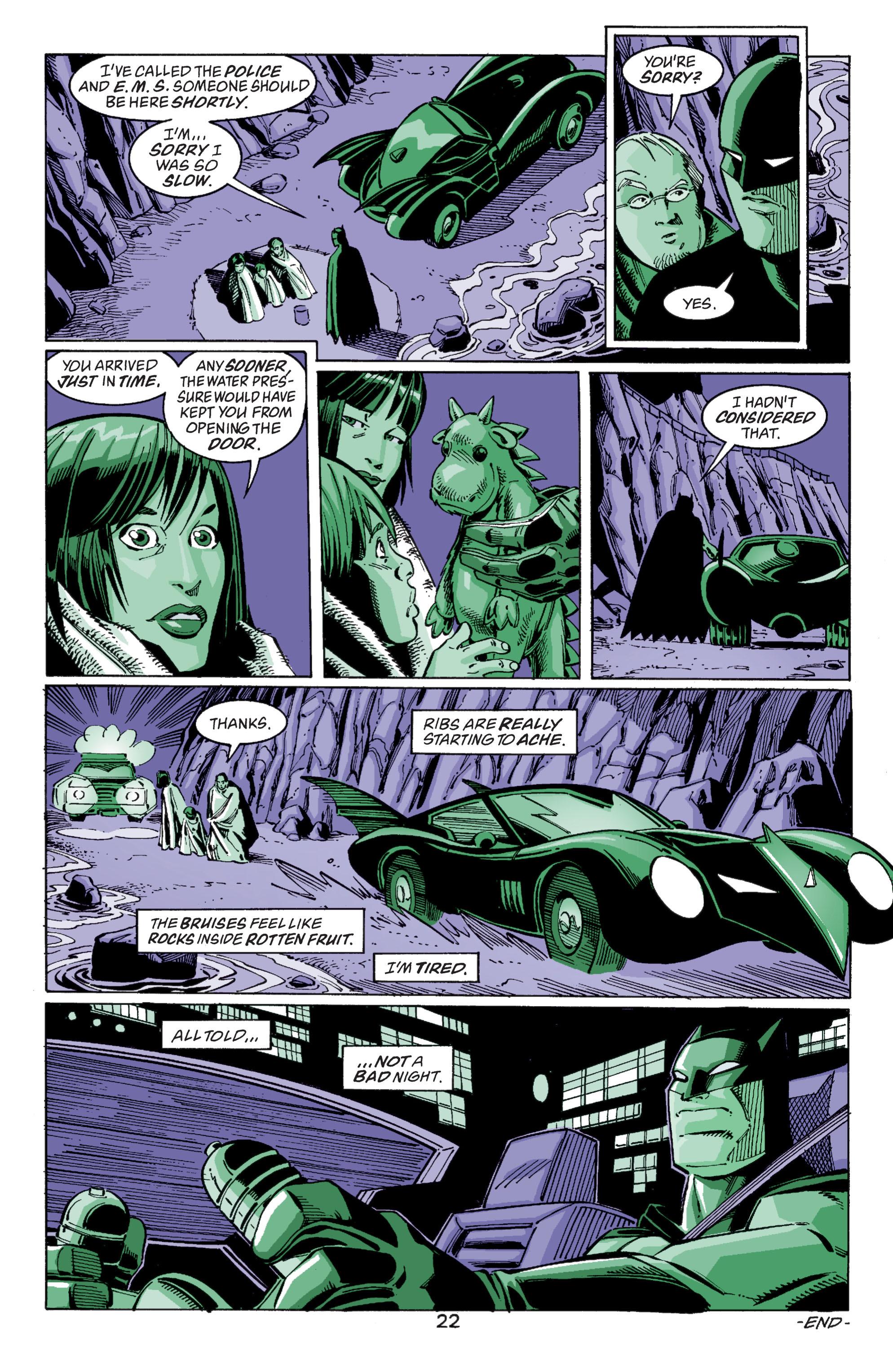 Detective Comics (1937) 757 Page 22