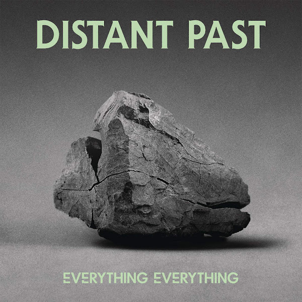 Everything Everything - Distant Past (Alex Metric Remix) - Single Cover