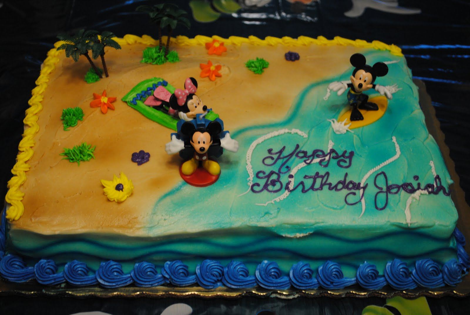 Adoption Story Mickey Mouse Party